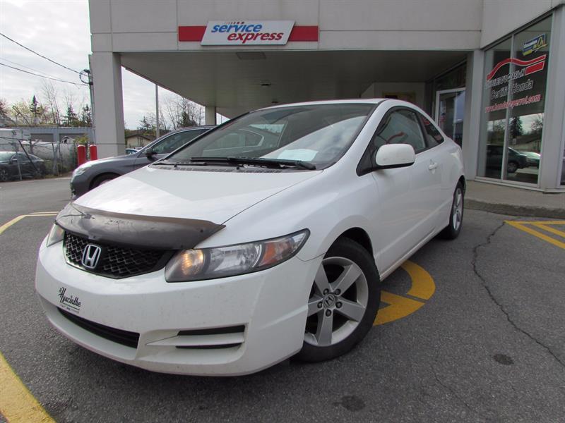 Honda Civic Cpe 2009 2dr Man LX SR #44287