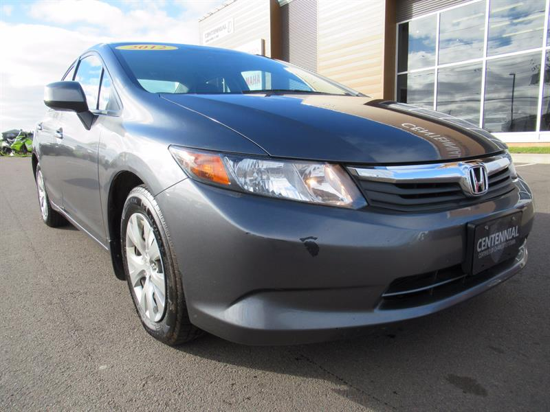 2012 Honda Civic Sdn LX | Auto | Bluetooth | FRESH MVI #U7873