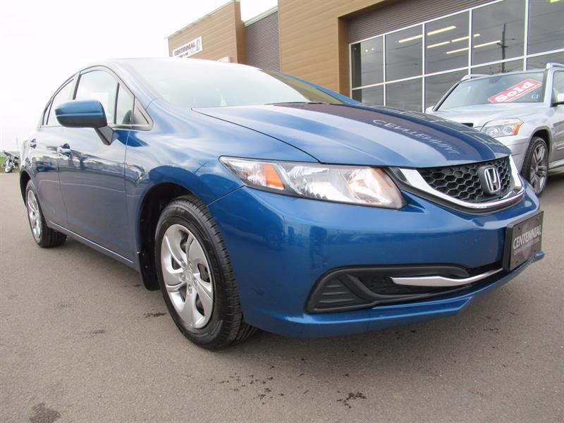 2014 Honda Civic Sedan LX | Automatic | Bluetooth | Heated Seats #U419