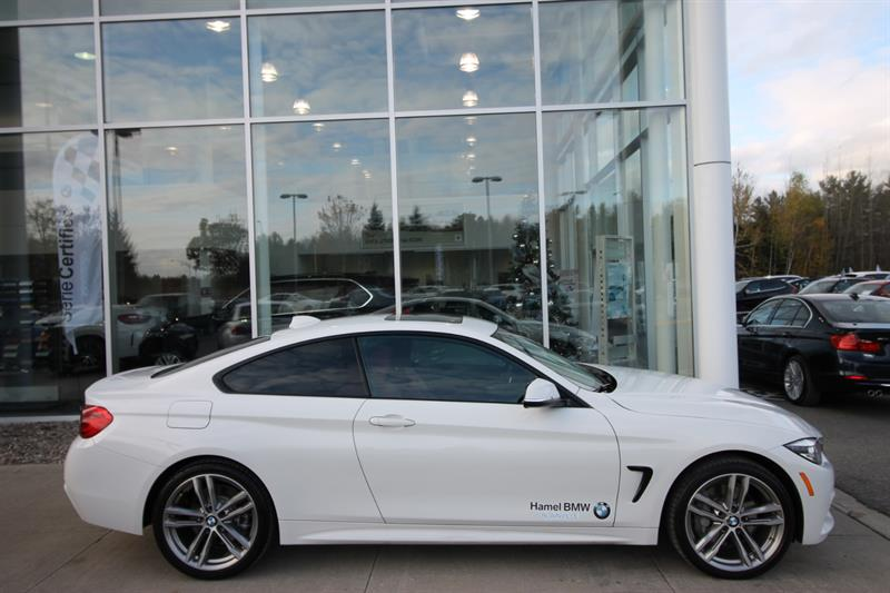 BMW 4 Series 2018 430i xDrive Coupe #18-025
