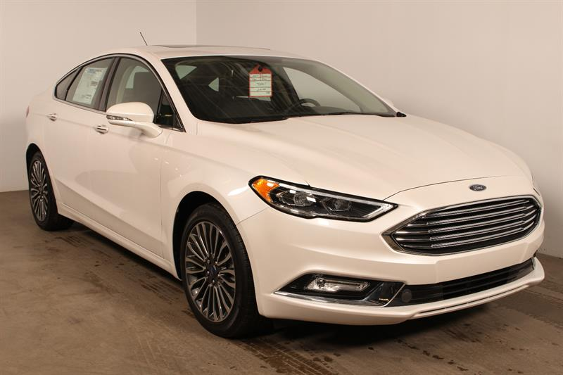 Ford Fusion 2017 4dr Sdn SE FWD #71806T