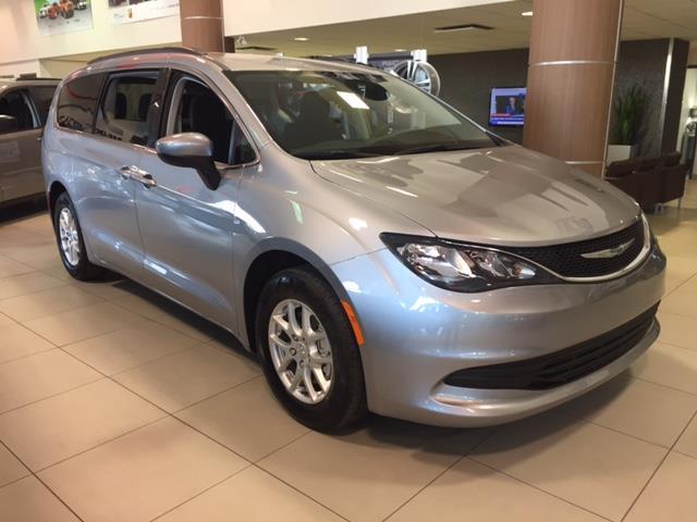 Chrysler Pacifica 2017 4dr Wgn LX #Z17623