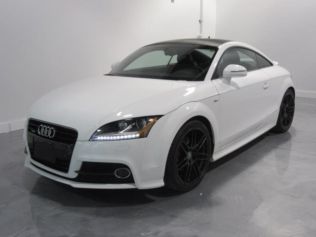 Audi TT 2011 QUATTRO 2.0T S-LINE #A6559