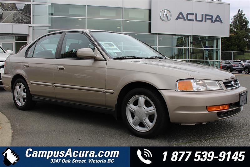 2000 Acura EL 4dr Sdn Sport Auto #AC0774A