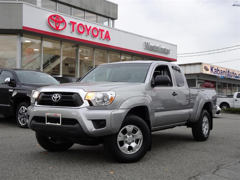2014 Toyota Tacoma SR5 V6 #TT71005A