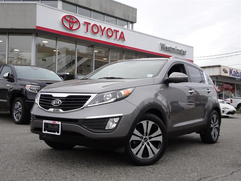 2012 Kia Sportage EX All Wheel Drive #P6413T
