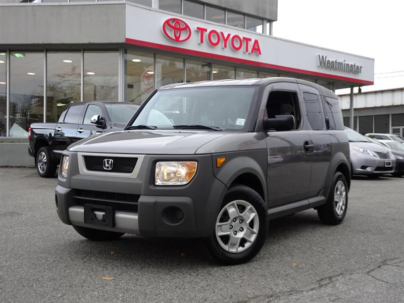 2005 Honda Element 2 Door #P6422T
