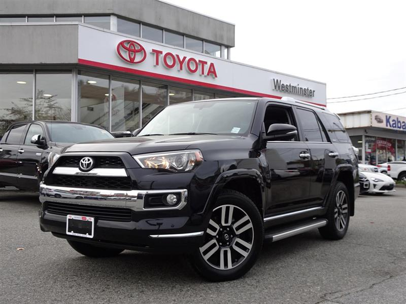 2016 Toyota 4Runner Limited #P6417T