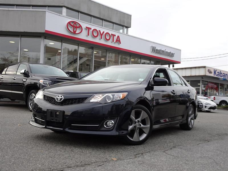 2014 Toyota Camry V6 SE Premium Package #P6420T