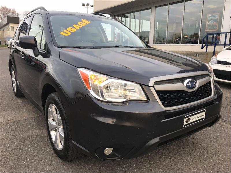 Subaru Forester 2014 2.5i Touring Package #15187A