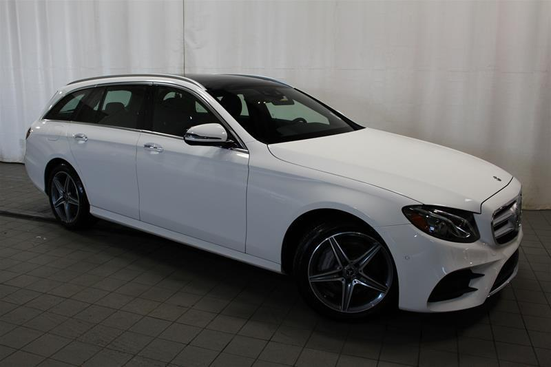 Mercedes-Benz E400 2018 4MATIC Wagon #18-0253