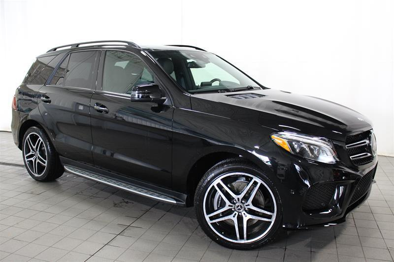Mercedes-Benz GLE550 2018 GL 4MATIC SUV #18-0271