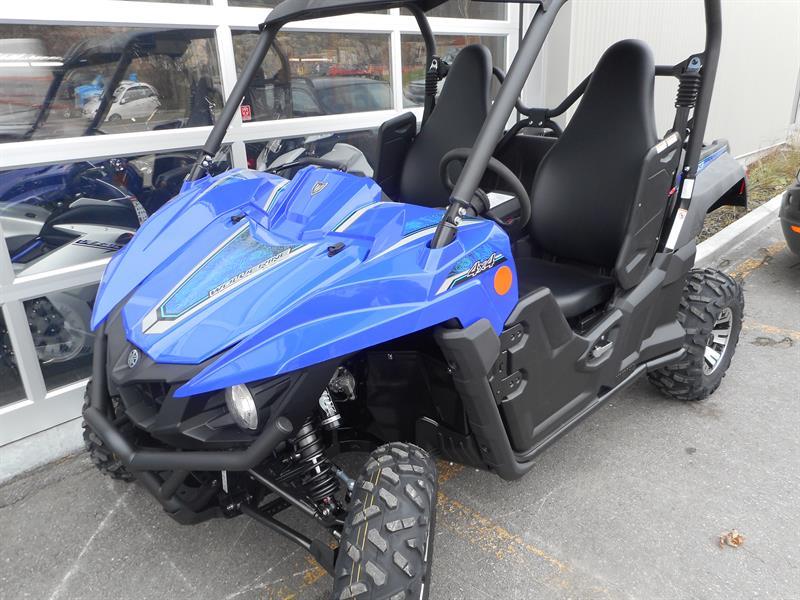 Yamaha wolverine 700 r spec 2018 neuf vendre chicoutimi for 2018 yamaha wolverine r spec