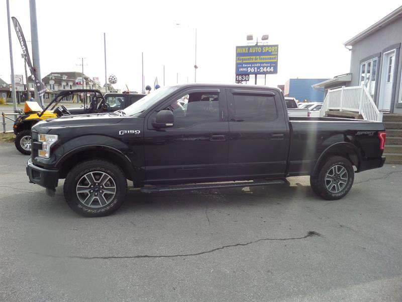 Ford F-150 2016 4WD SuperCrew