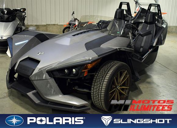 polaris slingshot sl 2015 occasion vendre terrebonne motos illimit es qu bec. Black Bedroom Furniture Sets. Home Design Ideas