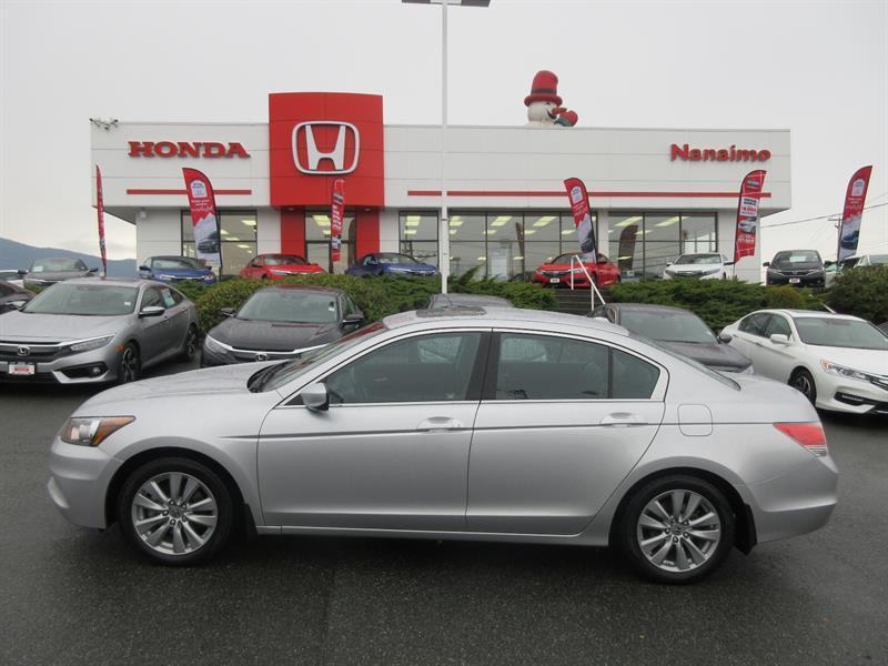 2012 Honda Accord Sedan 4dr I4 Auto EX-L #H15649A