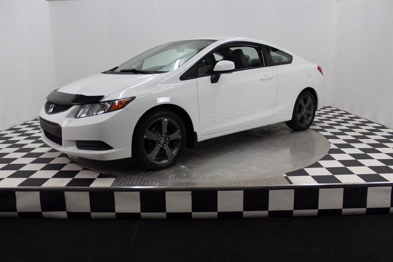 Honda Civic Cpe 2012 LX  #A6463-1