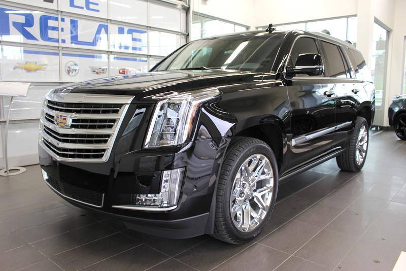Cadillac Escalade 2017 Platinum 4WD #K723024