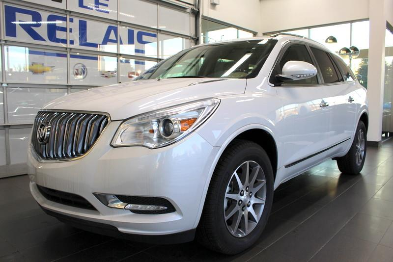 Buick Enclave 2017 Leather Collection AWD #B726017
