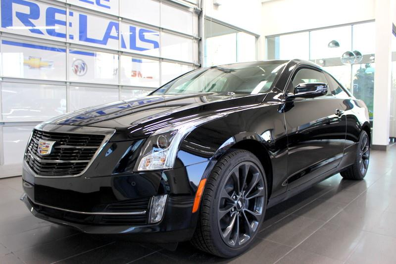 Cadillac ATS Coupe 2017 Luxury AWD #K708051