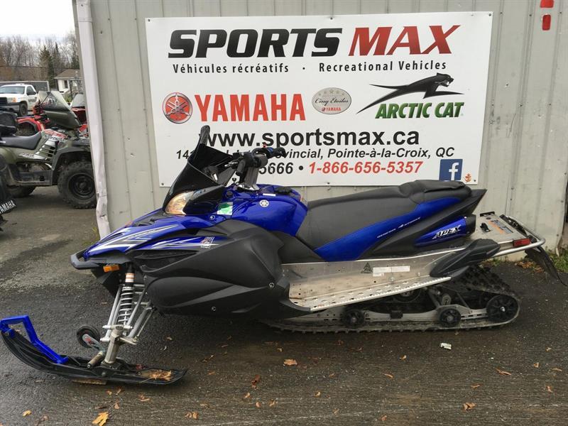 Yamaha Used Apex 2011