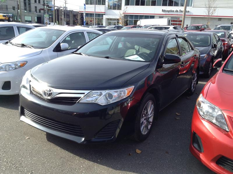 Toyota Camry 2013 LE #80095-2