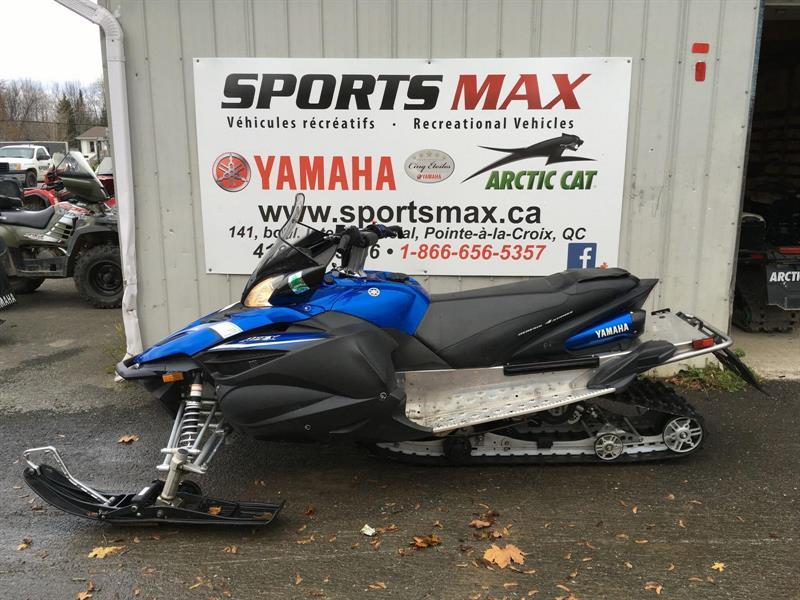 Yamaha Used Apex X-TX 2012