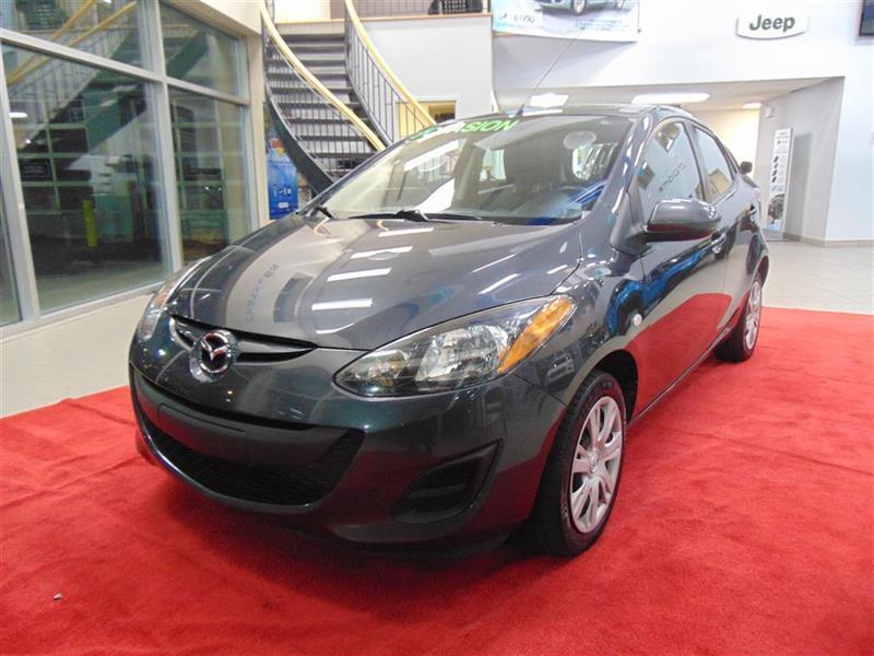 Mazda Mazda2 2014