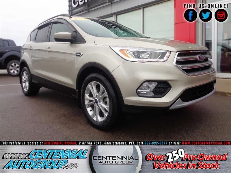 2017 Ford Escape SE | 4x4 | Bluetooth | Backup Cam. | Heated Seats #17-574A
