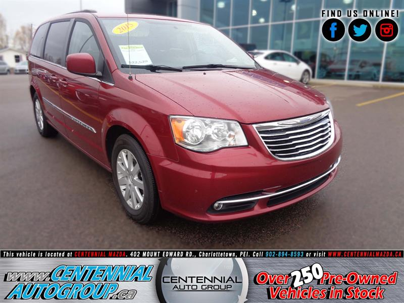 2015 Chrysler Town - Country 4dr Wgn Touring #U1020