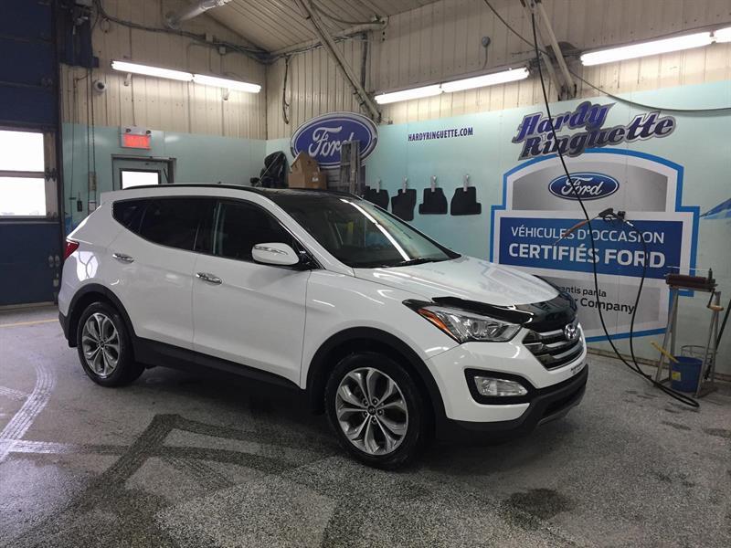 Hyundai SANTA FE SPORT 2015 limited #76025A