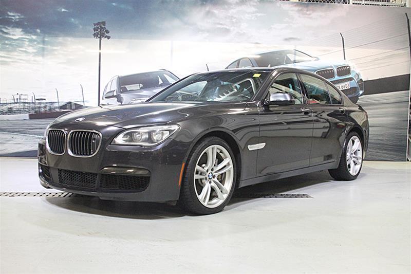 BMW 7 Series 2014 750i xdrive M Sport #20662B