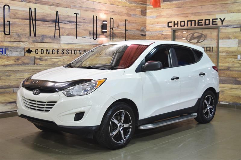 Hyundai Tucson 2011 GL #180252A