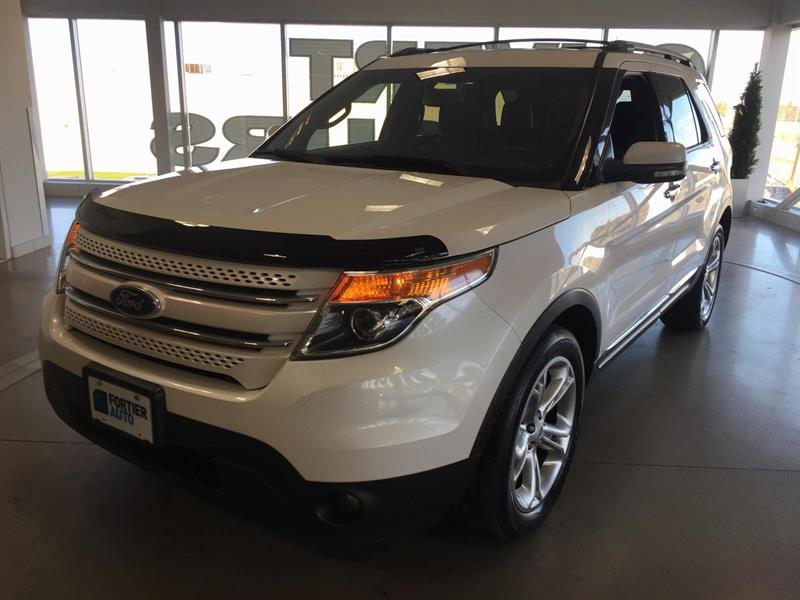 Ford Explorer Limited 2012 4WD/NAVI/CUIR #U3483