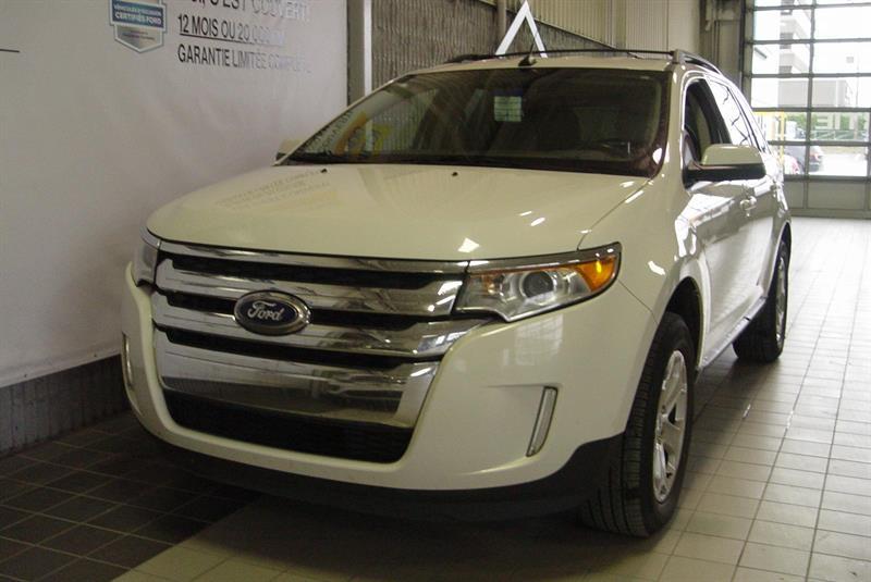 2013 Ford Edge SEL UN TRÈS BEAU VUS #1727421