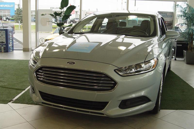 Ford Fusion - HYBRIDE SE 2013 IMPÉCABLE #1714151