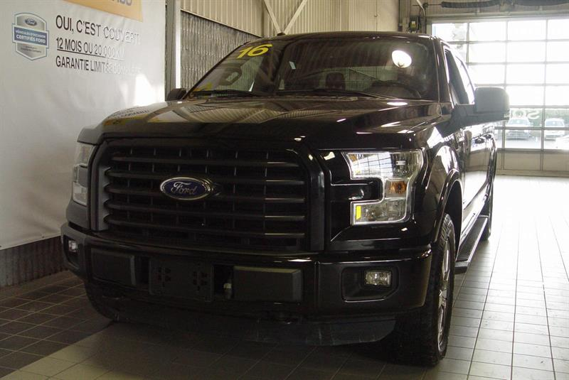 Ford F-150 2016 XLT SPORT COMME NEUF #62615