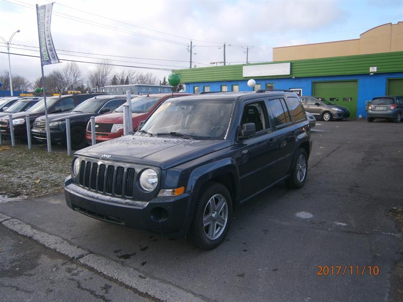 Jeep Patriot 2008 FWD 4dr Sport #F170075-03