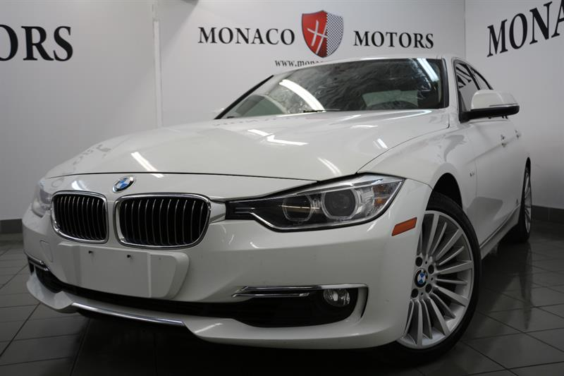 2012 BMW 3 Series 328i LUXURY NAV BCK CAM PARK SENSOR #8157