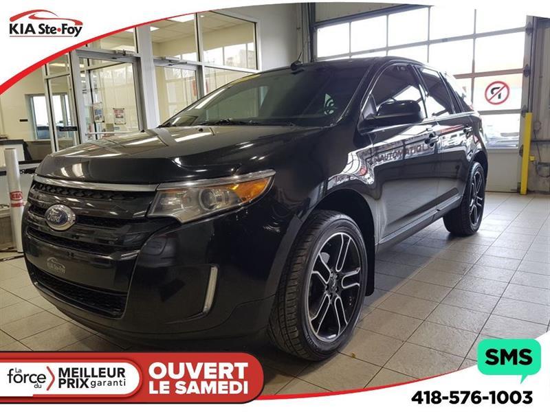 Ford EDGE 2014 SEL* AWD* V6* GPS* TOIT PANO * #180661A