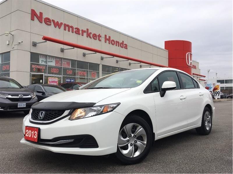 2013 Honda Civic LX #OP-4515