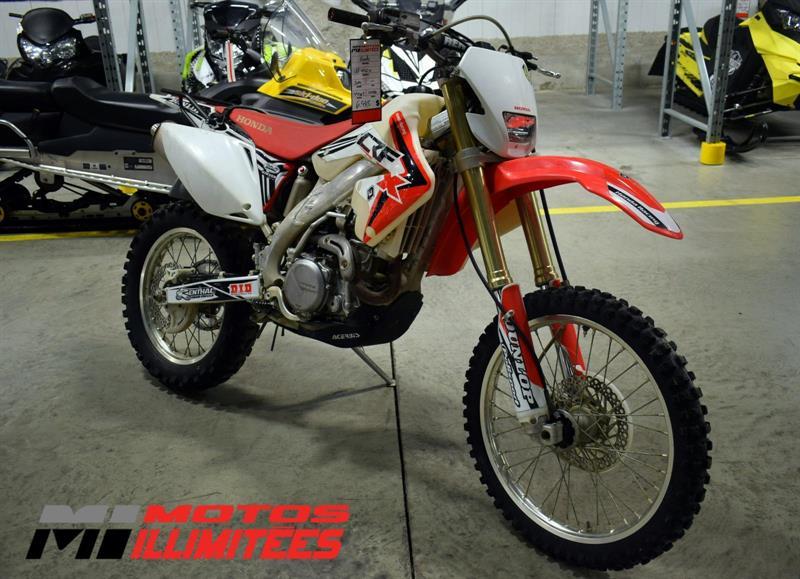 Honda CRF450X 2014