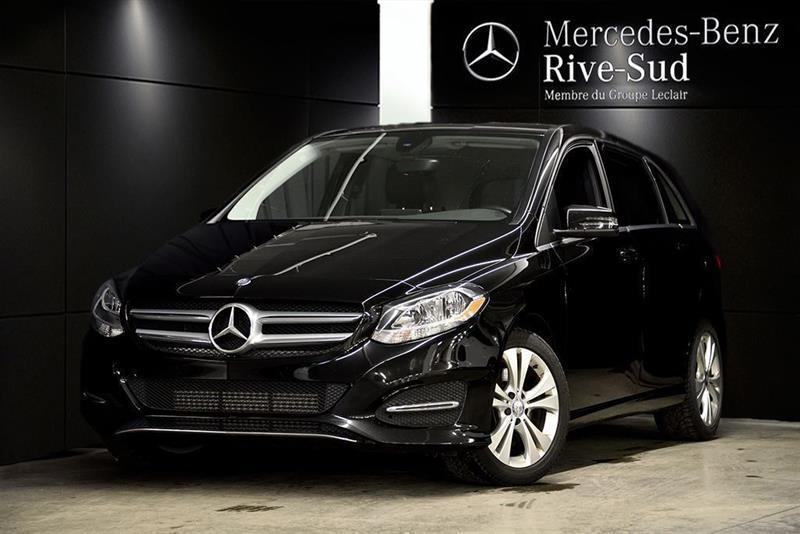 Mercedes-Benz B-Class B250 4MATIC Bancs chauffant 2015