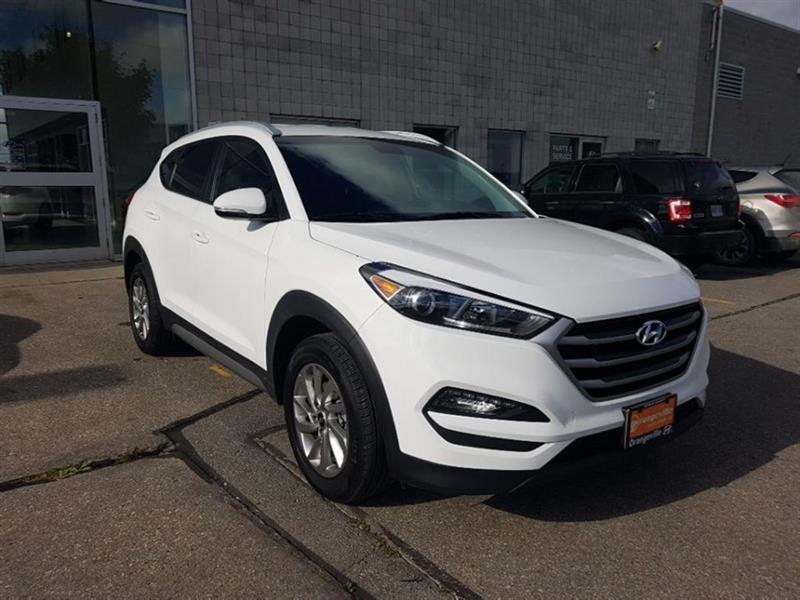 2017 Hyundai Tucson 2.0L Premium AWD - CarProof $0 #H0876