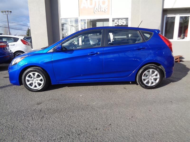 Hyundai Accent 2014 5dr HB GL ****31980 KM**** AUTOMATIQUE  #9319