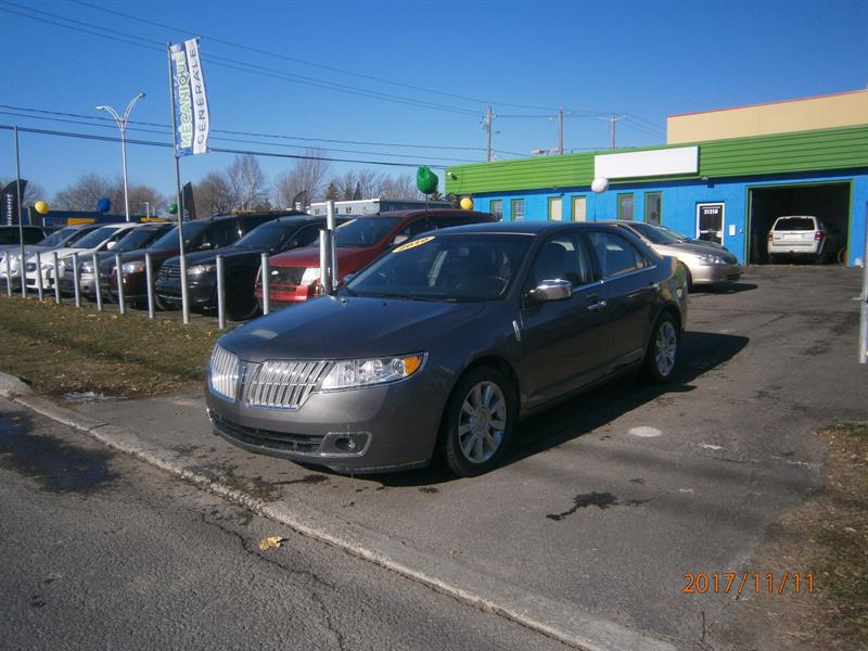 Lincoln MKZ 2010 4dr Sdn AWD #170024-03