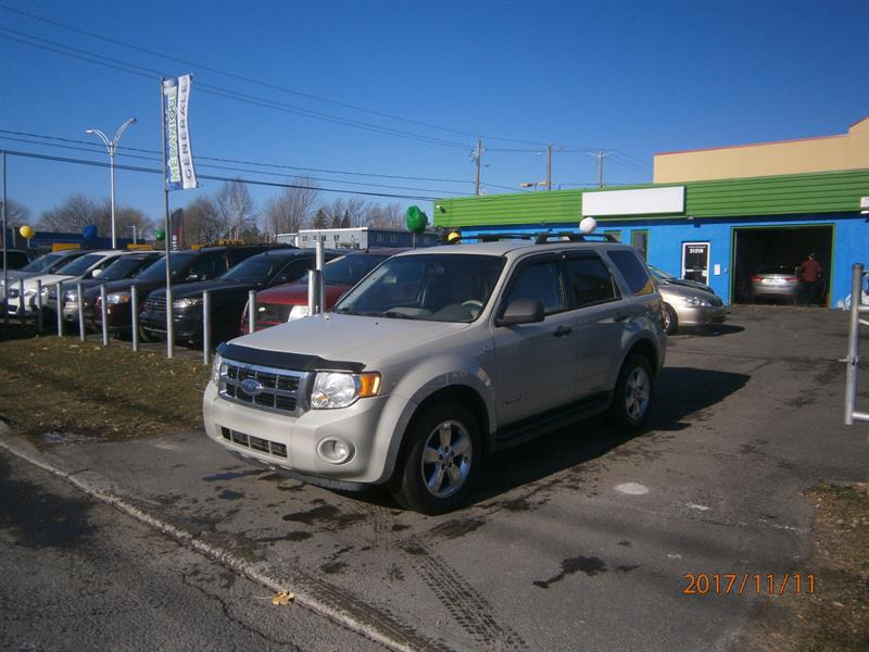 Ford Escape 2008 4WD 4dr V6 XLT #F170009-03