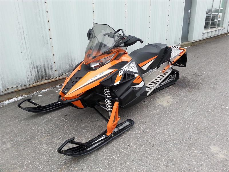 Arctic Cat XF Crosstour 2014