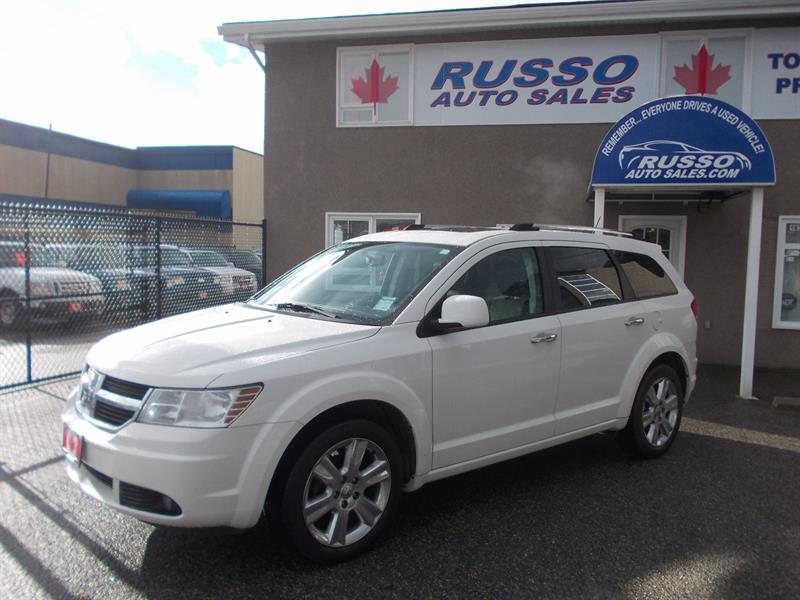 2009 Dodge Journey AWD 4dr R-T #A7973
