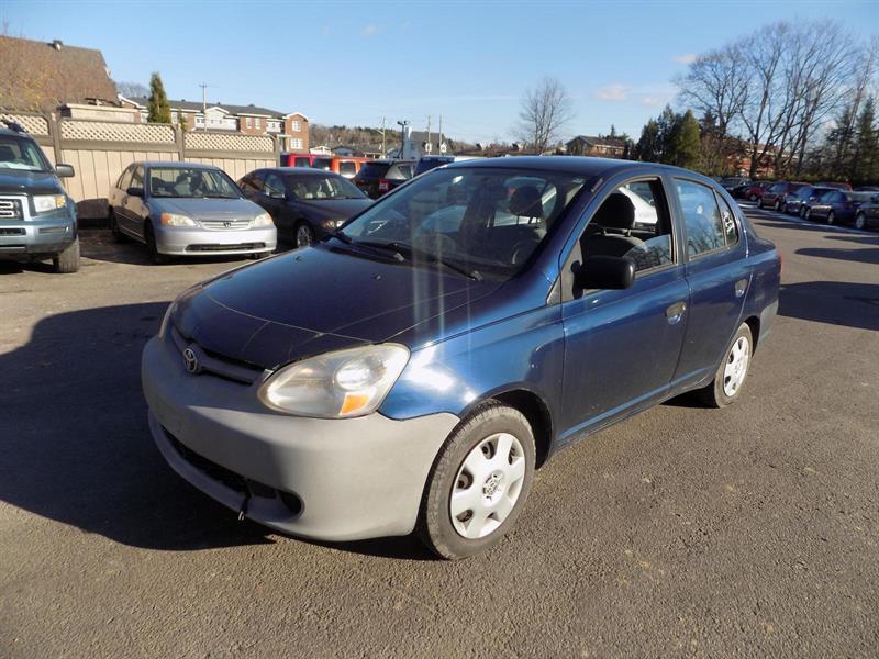 Toyota Echo 2003 None #PATOU511